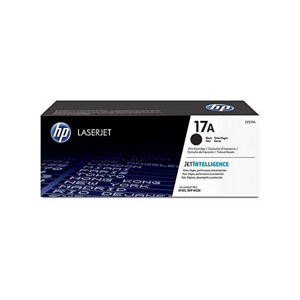 Generic HP 17A Black Laser Toner